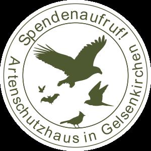 Spendenaufruf: Artenschutzhaus in Gelsenkirchen